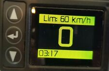 Digital GPS Speedo with Speed Alert