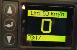 Digital GPS Speedo with Speed Alert