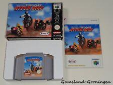 Nintendo 64 / N64 Game: Top Gear Hyper Bike [PAL] (Complete) [EUR]