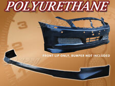 FOR 07-08 G35 09 G37 4DR T-RA POLY URETHANE PU FRONT BUMPER LIP SPOILER BODY KIT