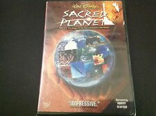 WALT DISNEY SACRED PLANET ( DVD )