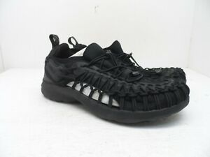 KEEN Men's UNEEK SNK Slip-On Casual Shoe Black Size 9M