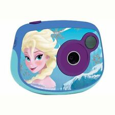 DISNEY FROZEN 1.3MP DIGITAL CAMERA by LEXIBOOK NEW KIDS OFFICIAL