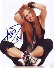AVRIL LAVIGNE signed autographed photo