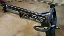 """Skid Steer Log Splitter 5"""" cylinder"""