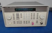 HP/Agilent 8648B Synthesized RF Signal Generator, 9 kHz to 2000 MHz