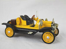 "1913 Ford Speedster Die Cast Metal Car Model 4"" Long Bear Cat"