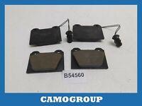 Tabletas Pastillas de Freno Delantero Front Brake Pad ferodo AUSTIN Rover Metro