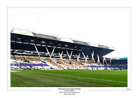 CENTENARY LIMITED EDITION  PRINT PHOTO LEEDS UNITED ELLAND ROAD STADIUM 19/10/19