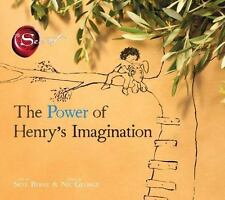 The Power of Henry's Imagination by Skye Byrne (2015, Picture Book)