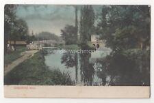 Sheering Mill Hertfordshire 1906 Postcard W Truswell 816b