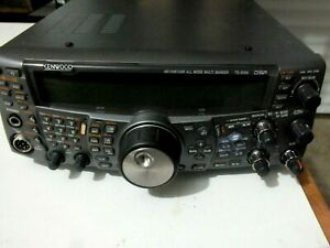 Kenwood TS-2000 Multimode Transceiver  For Spares/Repair Circa 2001