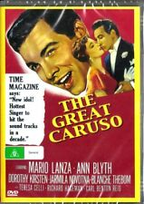 The Great Caruso - New Region All DVD