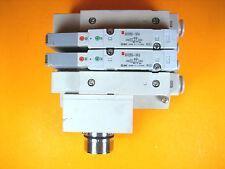 SMC -  Manifold w/ 2 Each SV2200-5FU