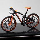1:10 Scale Diecast Metal Bicycle Model Mountain Bike