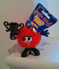 Rare hard to find Jaffa Cakes orangey tangs Koosh mcvities made in 1998 with tag