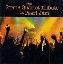 The String Quartet Tribute To Pearl Jam CD Album