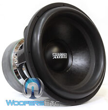 "SUNDOWN AUDIO TEAM 18 D1.4 18"" PRO 5000W RMS DUAL 1.4-OHM MASSIVE BASS SUBWOOFER"