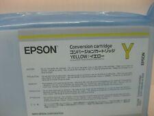GENUINE AUTHENTIC EPSON CONVERSION CARTRIDGE YELLOW