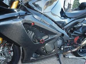 Suitable for Suzuki Real Carbon Side Fairing K7 K8 GSX-1000