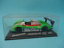 COURAGE C60 #17 - BOUILLON LAGORCE BOURDAIS - LE MANS 2002 1/43 IXO NEW ALTAYA