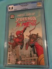 Marvel Team-Up #1 Spider-Man and Ms Marvel 9.8 CGC Marvel (6/19)