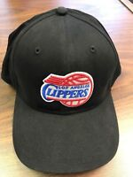 NBA BLACK New Era Los Angeles Clippers Adjustable Cap