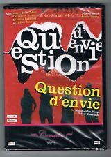 QUESTION D'ENVIE - MARIE-JULIE BAUP & DIDIER TOURNAN - THÉÂTRE - DVD - NEUF