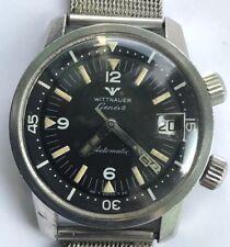Vintage Wittnauer Super Compressor Diving Wrist Watch