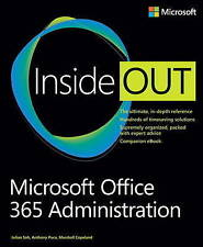 Microsoft Office 365 Administration Inside Out (Inside Out (Microsoft)), Good Co