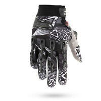Leatt Airflex Lite Motocross Offroad Gloves Black Large