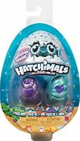 Hatchimals Colleggtibles Series 5 2 Pack & Nest, Mixed Colours Mermal Maigic Egg