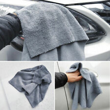 3PCS 40*40CM Car Cleaning Towel Coral Fleece Absorbent Towel Home Wash Cloth