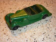 Dinky Toys Car No.38C Lagonda Tourer (1946-55) Green. ORIGINAL