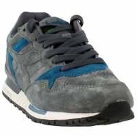 Diadora Intrepid Premium Sneakers Casual    - Grey - Mens