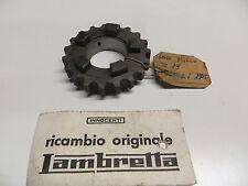 "Italian Innocenti Lambretta Lambro  Three Wheeler FLi 175 "" Cog "" N.O.S"