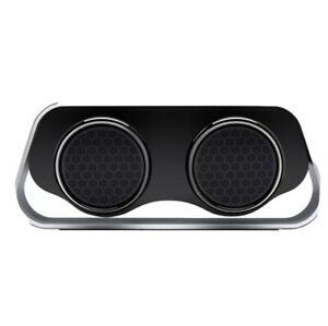 BNIB Porsche Design 911 Speaker Silver Premium High-End Bluetooth Speaker