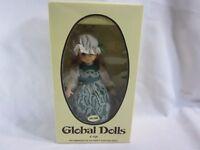 "House of Global Art Collector Doll 8"" Inch IRELAND House of Goebel"