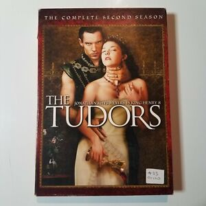 The Tudors: The Complete Second Season | *Region 1* | DVD TV Series | Pre-owned