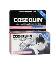 🐾Cosequin for Cats Sprinkle Capsules (60 Counts) Exp. 09/2022 {Brand New}🐾