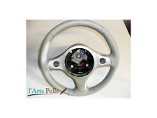 rivestimento volante Alfa Romeo 159 vera pelle ghiaccio