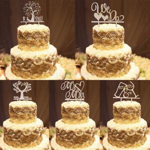 Hochzeit Holz Kuchendeckel Geburtstag Kuchen Topper Cake Topper Kuchendekoration