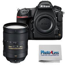 Nikon D850 45.7MP Cámara réflex digital de formato FX + 28-300mm f/3.5-5.6G AF-S VR Kit de lente