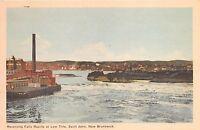 B4885 Low Tide Saint John   front/back scan