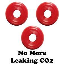 3 PACK Nylon Washer Replacement Gasket for CO2 Regulators Kegerator Draft Beer