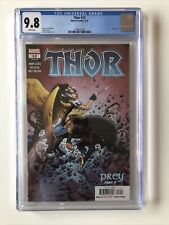 Thor #12 CGC 9.8 - Donny Cates 2021 first print  1st printing Olivier Coipel