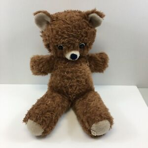 Vintage Teddy Bear 27 Inches Long Made By Animal Fair, Eden Valley, MN