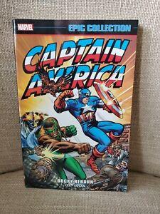 Captain America Epic Collection TPB Vol 3 Bucky Reborn - Falcon 120 138 complete