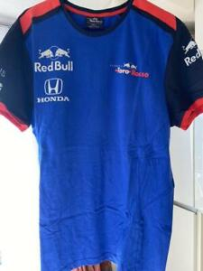 Autographed T-shirt by F1 Formula 1 driver Pierre Guthrie Toro Rosso