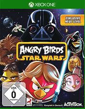 Microsoft XBOX - One XBOne Spiel ***** Angry Birds Star Wars ************NEU*NEW